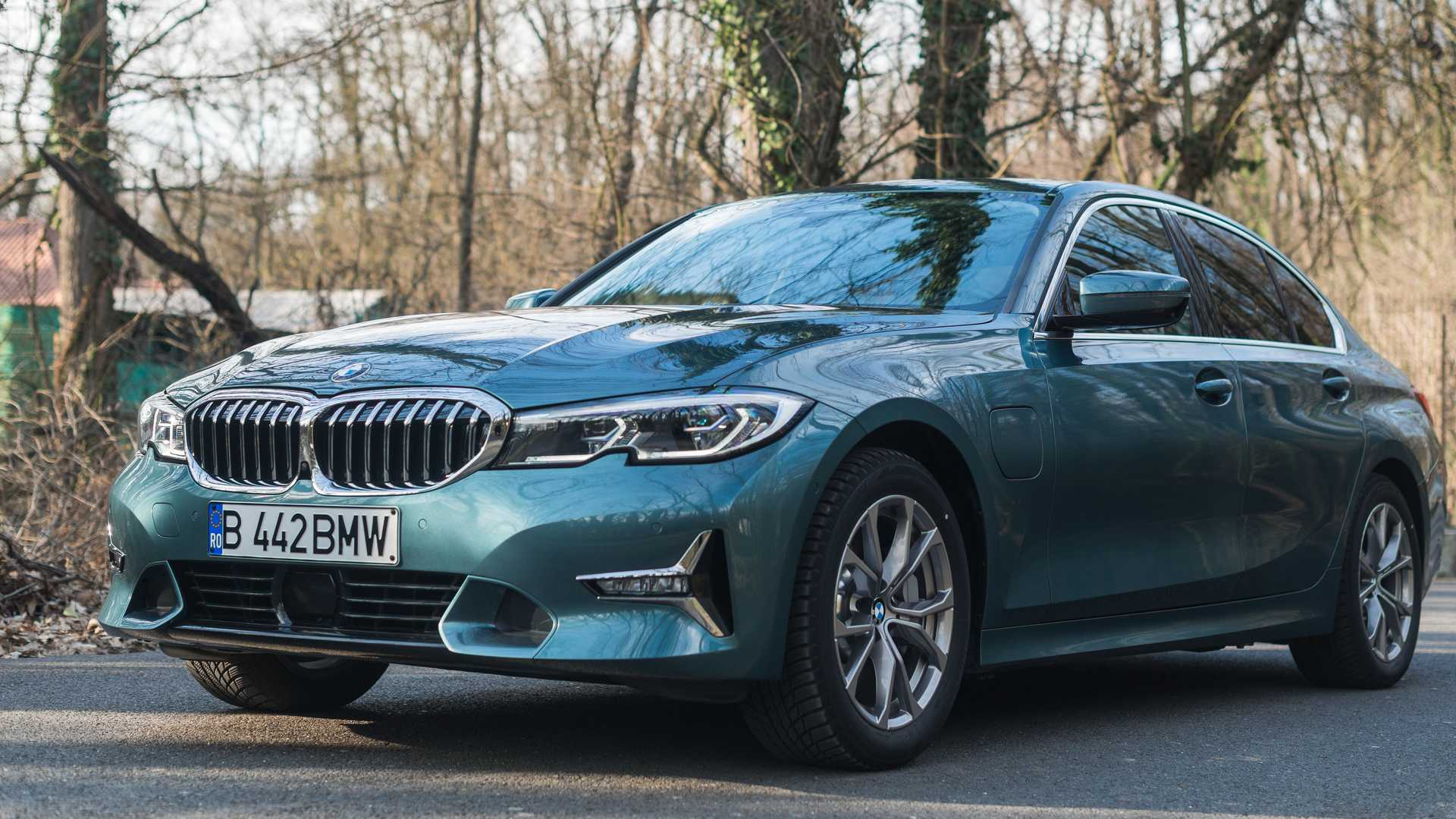 2020 BMW 3 Series Edrive Phev Rumors