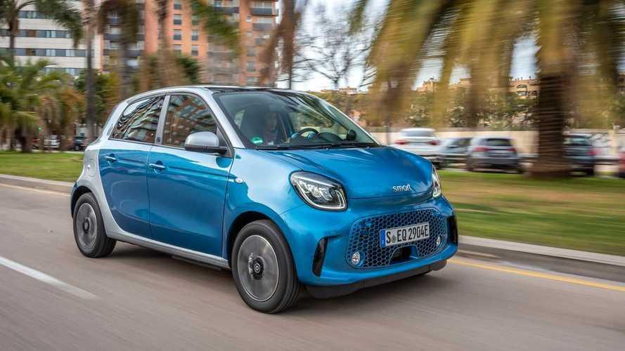 Smart prepara seu próprio crossover elétrico para estrear em 2022