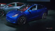 Tesla Model Y production