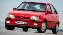 Opel Kadett GSi (1984-1991): Helden von einst