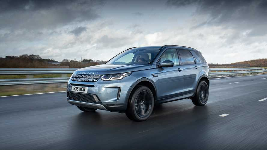 Land Rover Discovery Sport P300e 2020: híbrido enchufable y con 309 CV