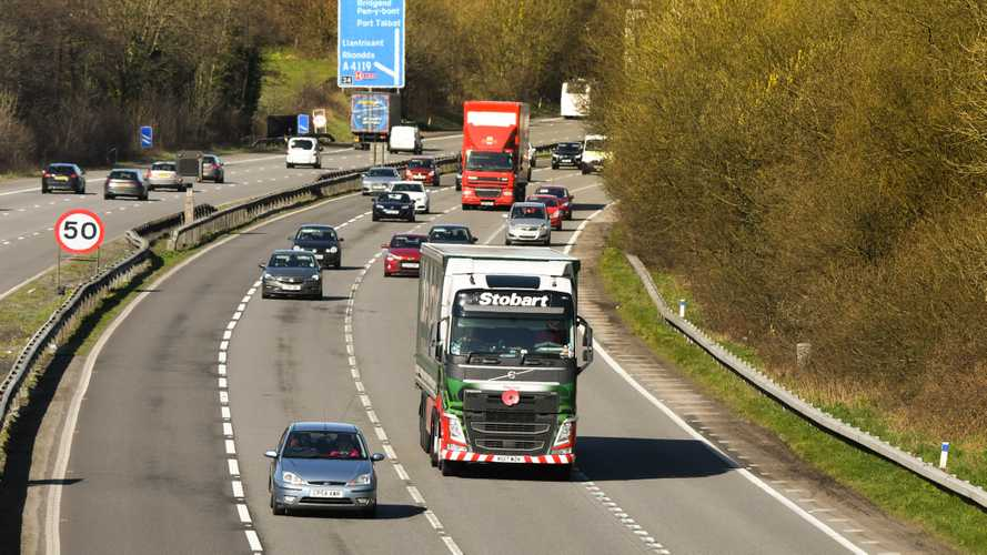 Record 40m vehicles now registered for use on UK roads