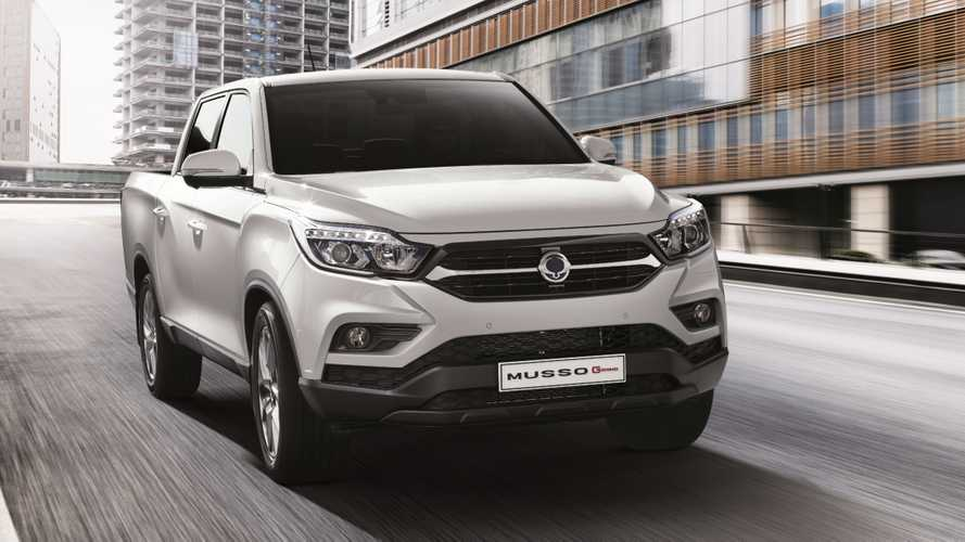 SsangYong Musso Grand (2020)