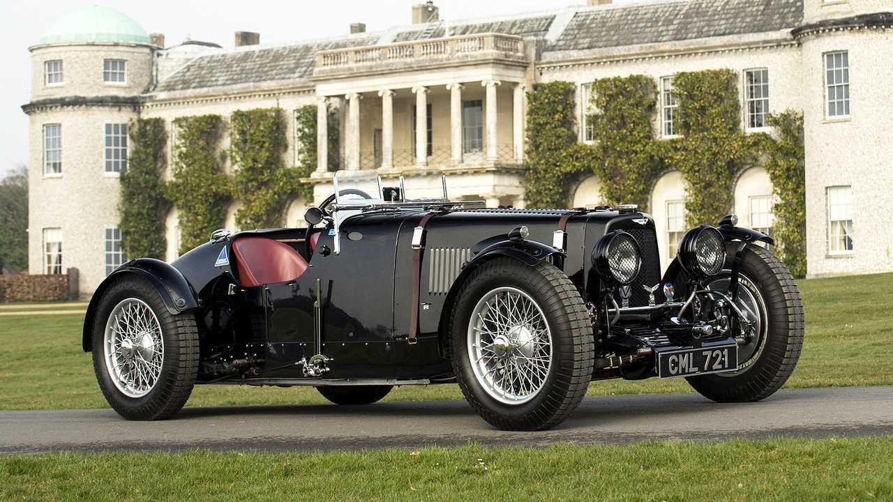 Aston Martin Ulster #LM19 Works Car (1935) - 3,4 milioni di euro