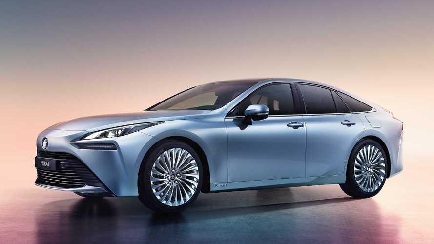 Toyota Mirai Concept: Ausblick auf die zweite Generation (Update)