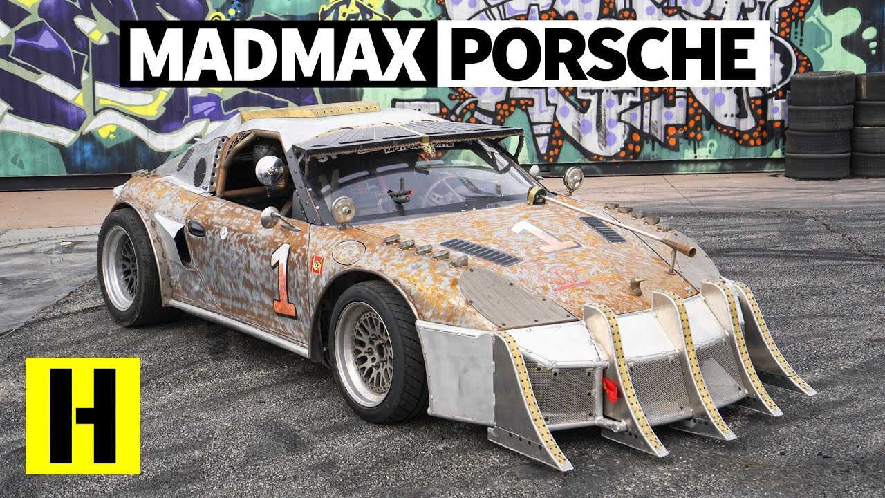 This Porsche Boxster Is Ready To Star In A Mad Max Sequel