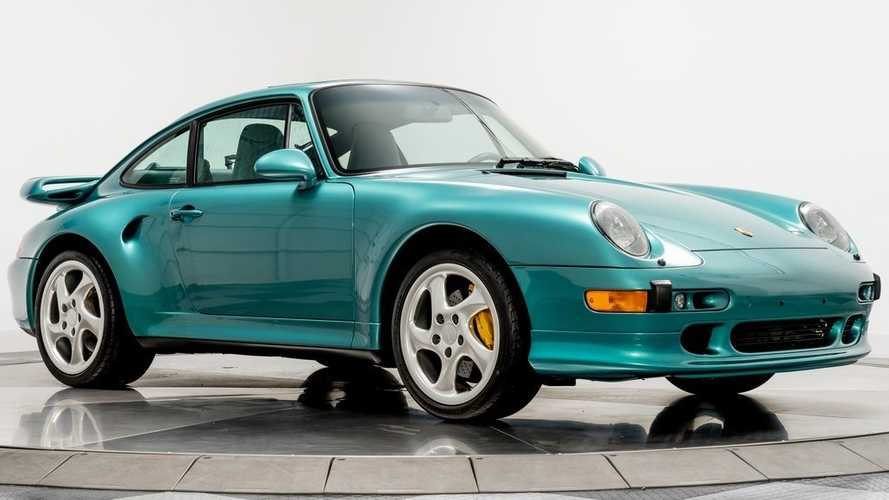 Este Porsche 911 Turbo S (993) es una rareza de 800.000 euros