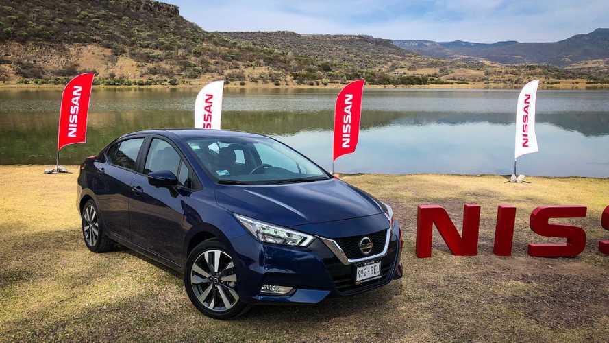 Novo Nissan Versa já é produzido para o Brasil e terá carregador wireless