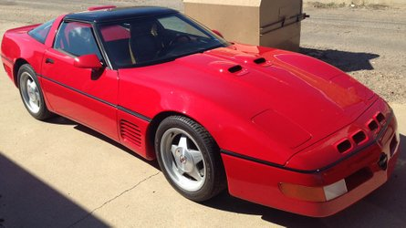 Start an instant collection with these six callaway corvettes