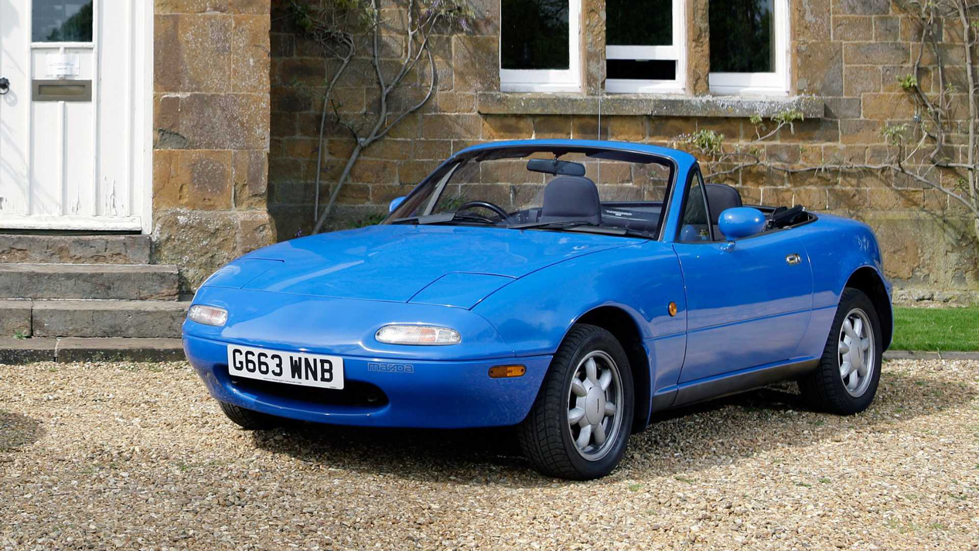 Historic vehicle federation welcomes MX-5 and NSX to the classic club