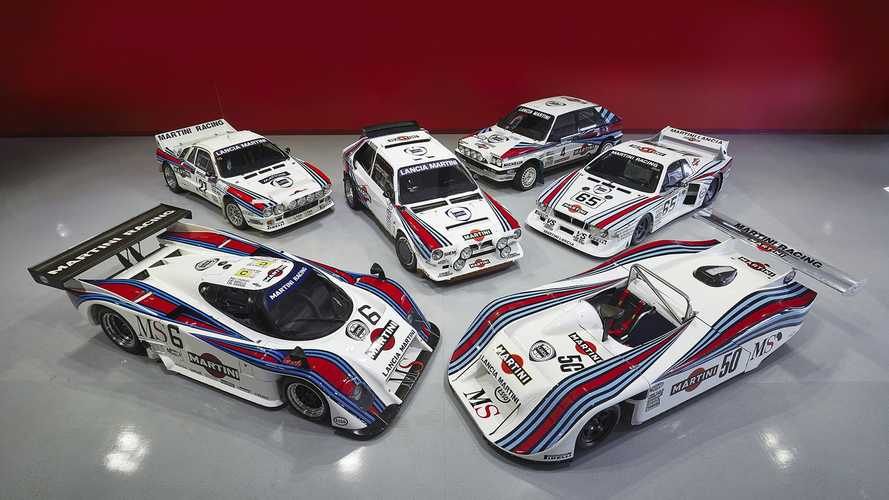 The Campion collection - Lancia Martini