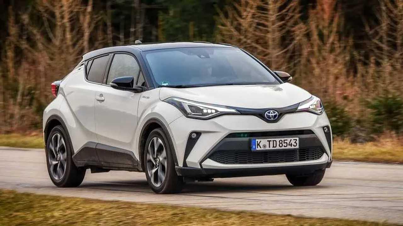 Toyota C-HR (2020) im Test