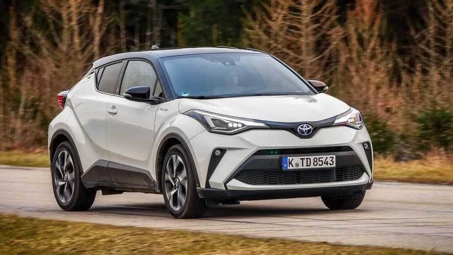 Toyota C-HR 2.0 Hybrid (2020) im Test: Mehr Leistung, mehr Spaß?