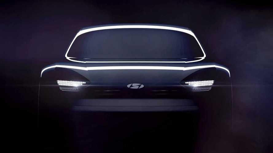 Megdöbbentő formatervű Hyundai mutatja a jövő elektromos autóinak irányvonalát