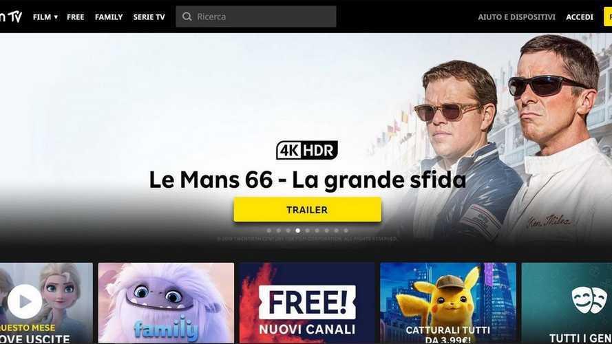 Kia offre 3 film in streaming ai propri clienti