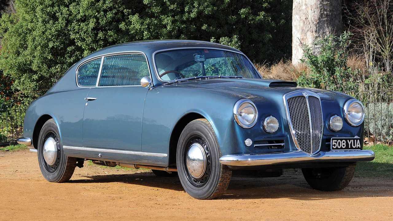 Lancia Aurelia 1950-1958