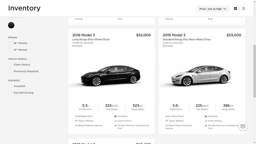 Would You Buy This 2018 Model 3 With Paint Issues From Tesla?