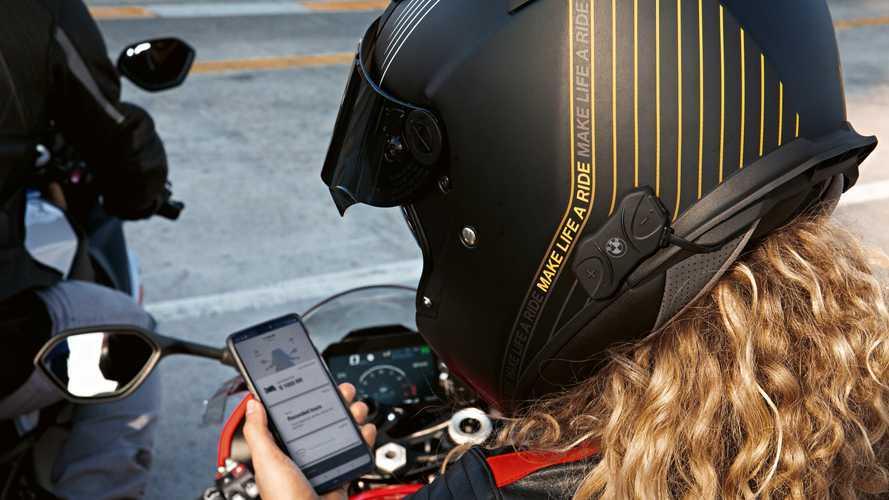 BMW Motorrad rinnova l'app Connected