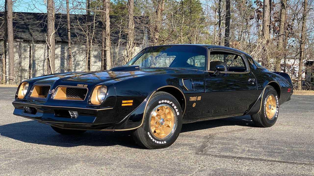 1977 Pontiac Trans Am Y-82 Special Edition