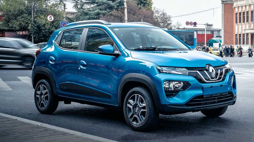 "Renault K-ZE: Kwid elétrico chega à Índia para ser ""EV das massas"""
