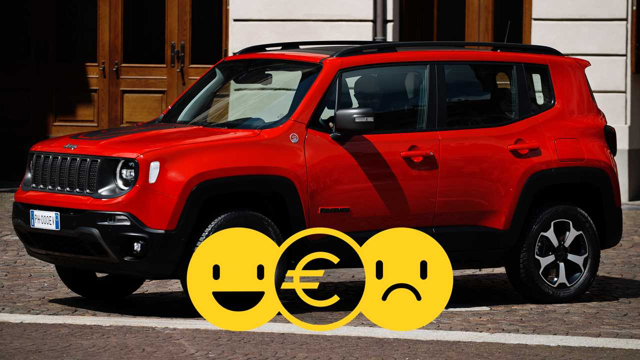 Promozione Jeep Renegade Febbraio 2020