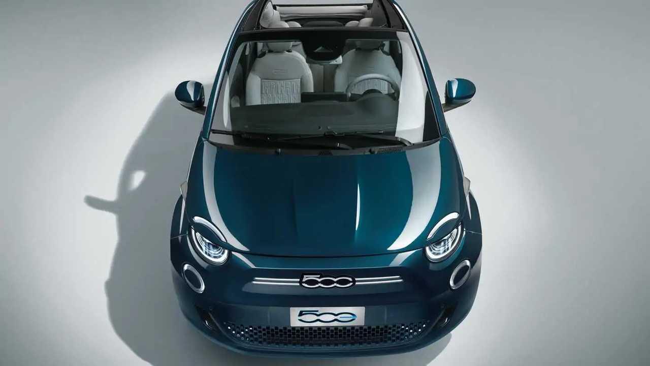 Fiat полностью переключится на электромобили