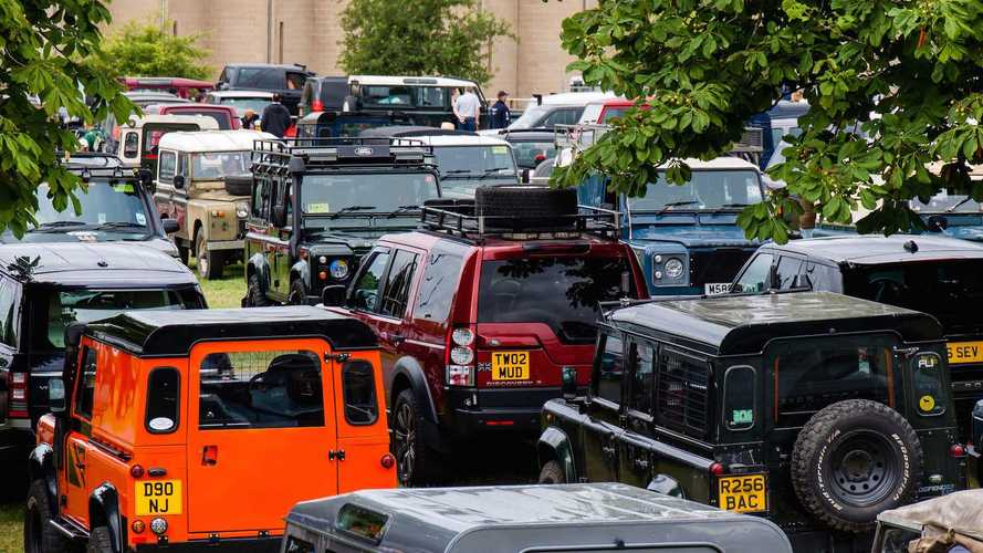 Italian Land Rover Club to attempt world record