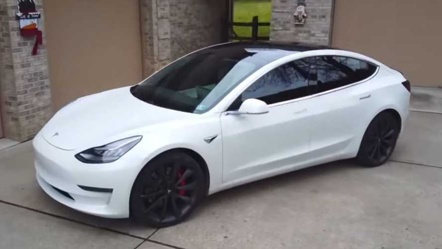 Tesla Model 3 Performance: 1 Week Old And Full Of Problems