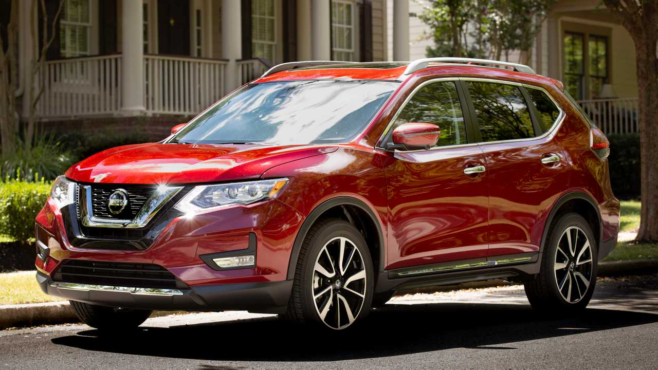 9. Nissan Rogue: 1 State