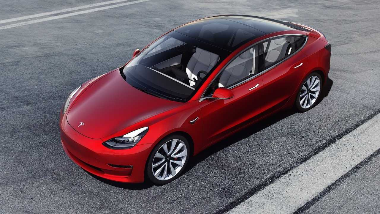 Tesla Model 3 Performance - À partir de 64'890 euros