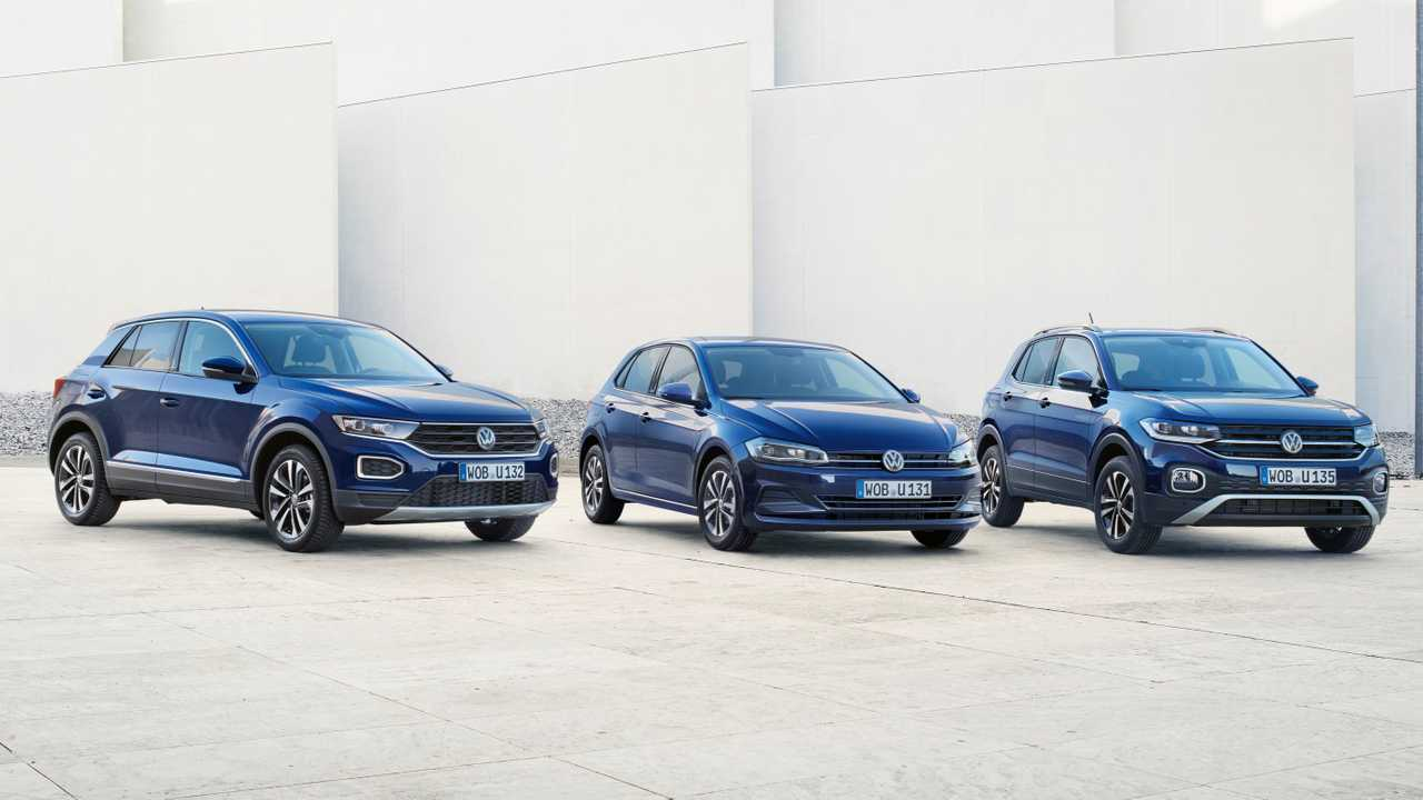 VW United special edition models