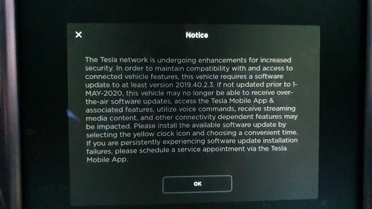 Tesla Is Forcing Updates: Is There Any Safety Issue Involved?
