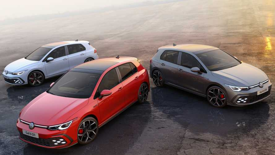 2021 VW Golf GTI, GTE, GTD Videos Show Off The Hot Hatch Trio