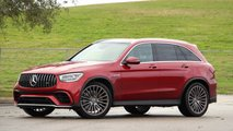 2020 Mercedes-AMG GLC 63: Driving Notes