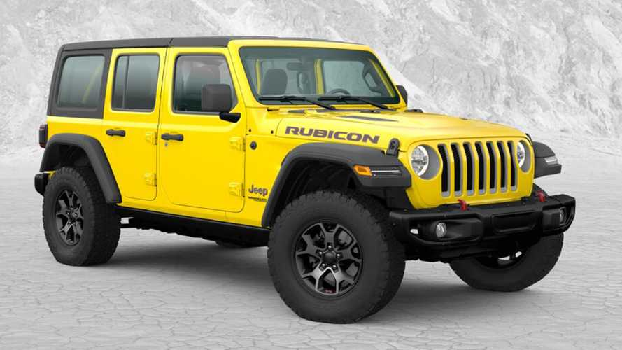 Jeep Wrangler Rubicon Xtreme-Trail Rated Is A Mexican Off-Roader