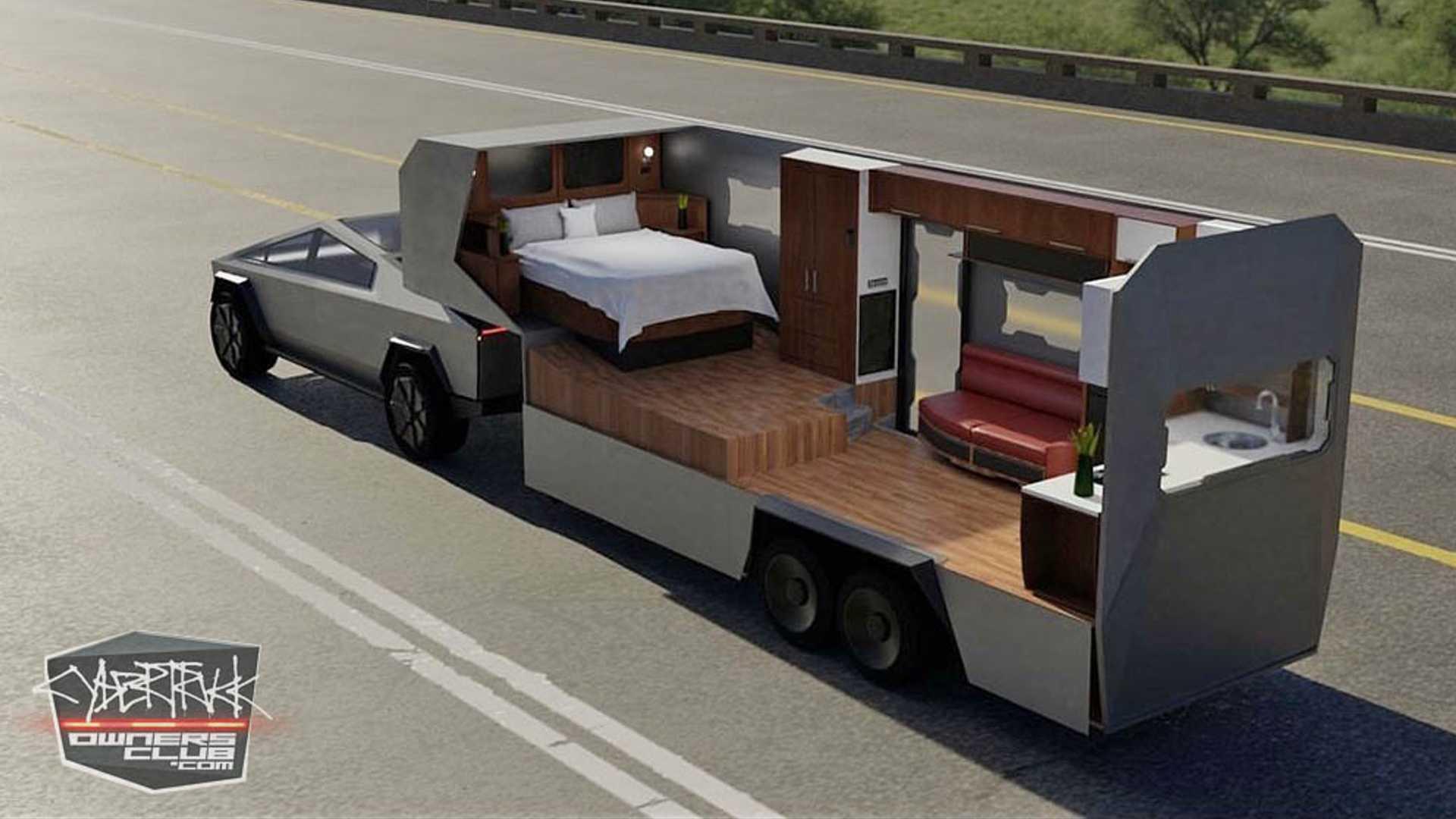 Tesla Custom RVs The Tiny Home Of Our Dreams