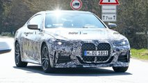 BMW 4 Series Spied With M Performance Parts