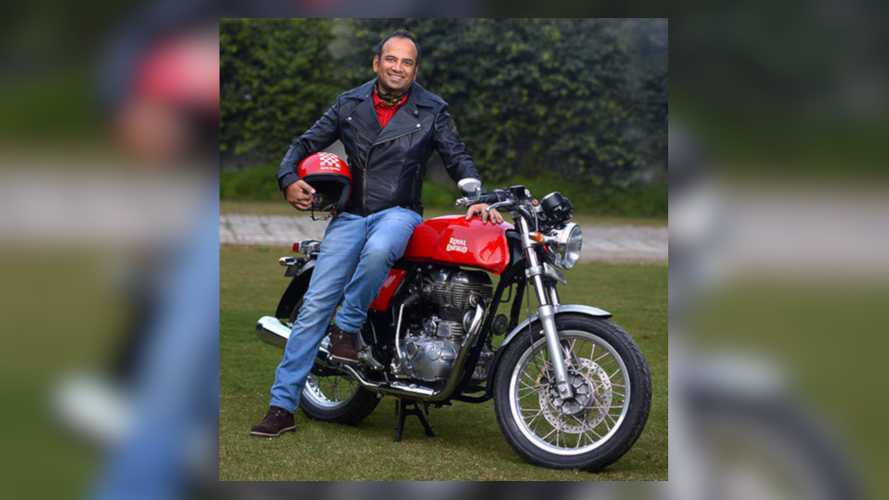 Former Royal Enfield President Rudratej Singh Dead At 46