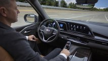 Совершенно новый Cadillac Escalade 2021 модельного года