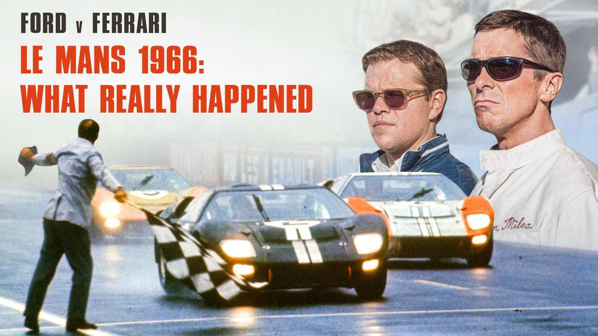 Diese Dokumentation Zeigt Was Ford V Ferrari Ihnen Nicht Erzählt Hat
