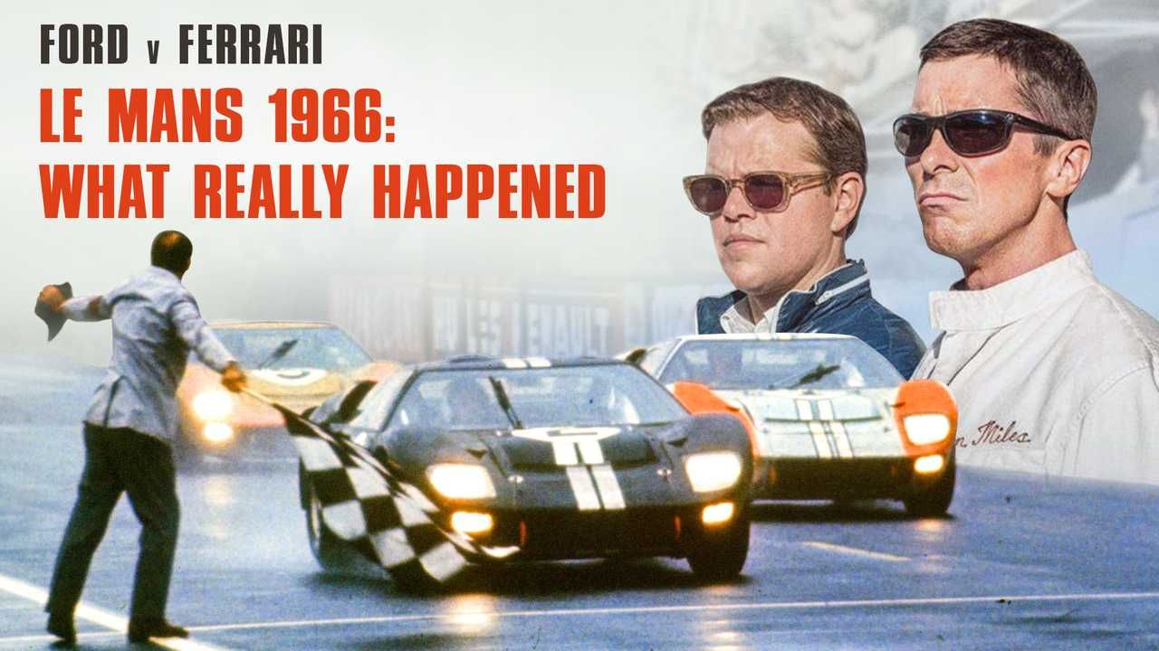 Le Mans 1966 What Really Happened