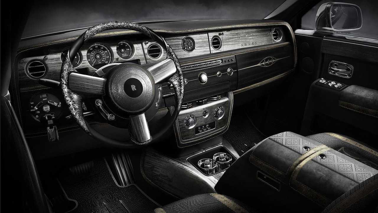 Carlex Design Rolls-Royce Phantom Abyss