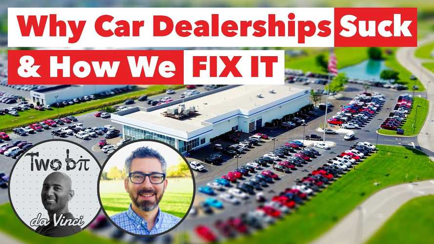 Op-Ed: Can We Combat The Sketchy Traditional Car Dealership Model?