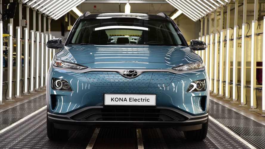 Hyundai, Kona EV modellerini batarya sorunları nedeniyle geri çağırıyor