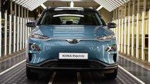 Hyundai Kona Electric Çekya Fabrika