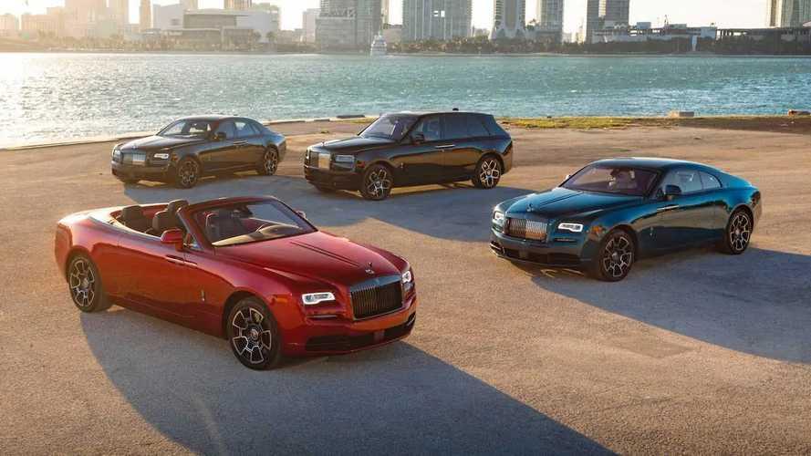 Rolls-Royce Wraith Black Badge 2020