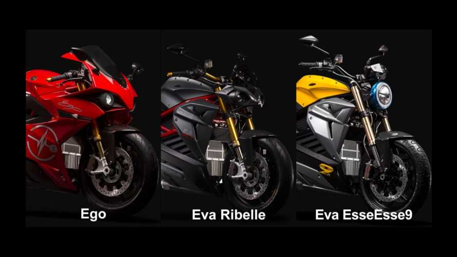 Energica 2020 Lineup