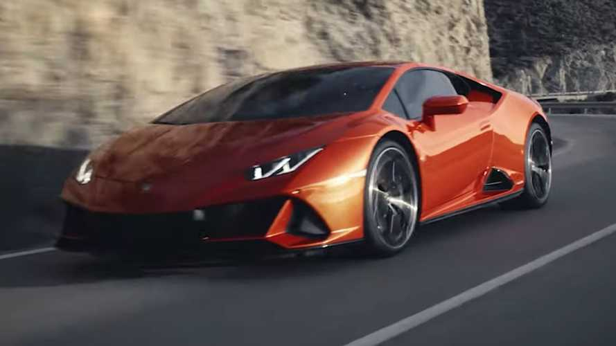 Lamborghini makes Huracan Evo smarter with Amazon Alexa Support