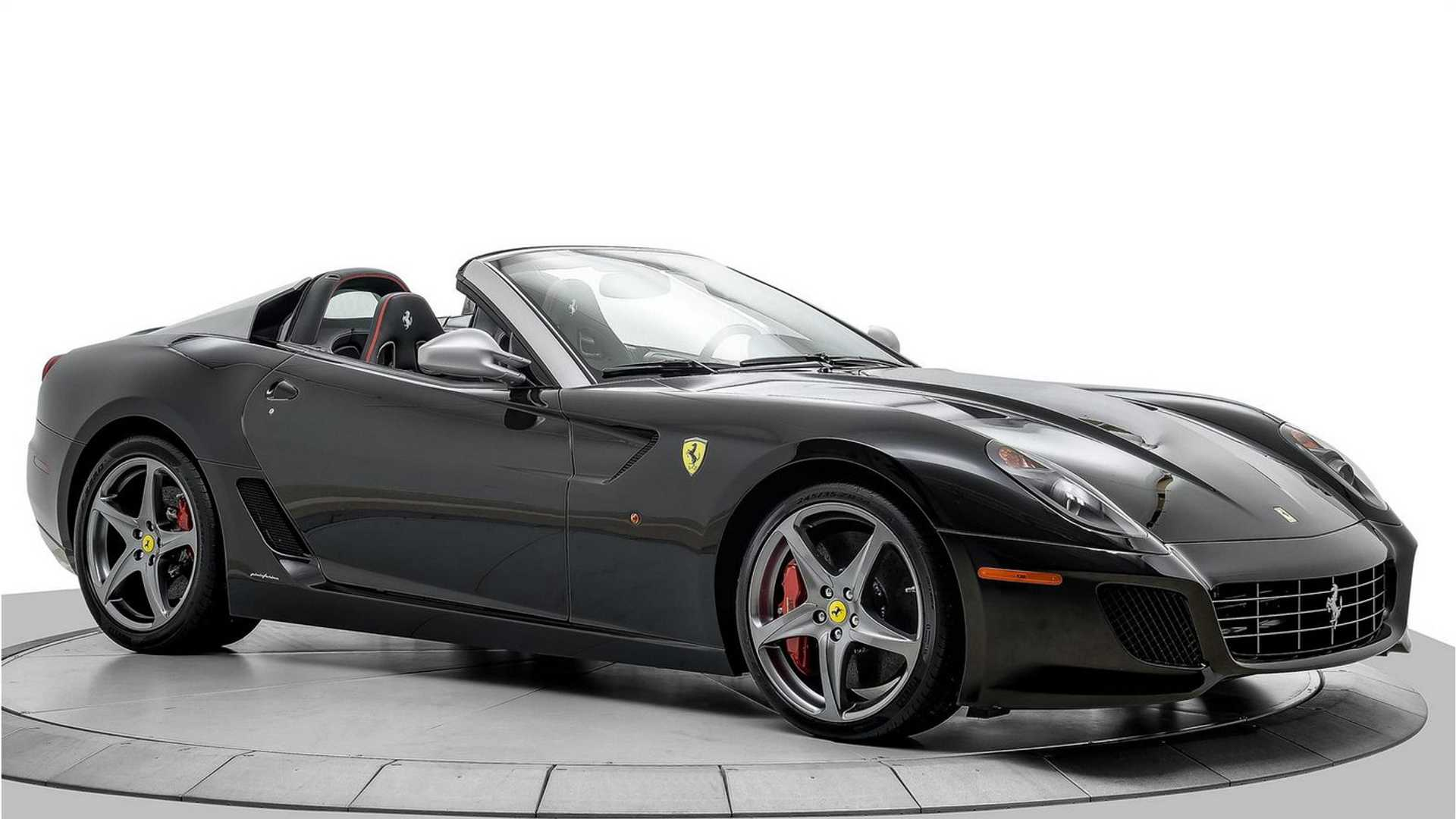 "[""US Treasury Auctioning Off Ferrari, Porsche Exotics""]"