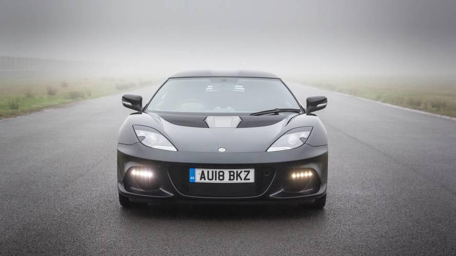 Bientôt des Lotus à moteur Volvo ?
